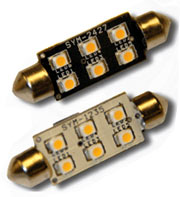 Why Are LED Festoon Bulbs A Smart Choice For Lighting Systems?