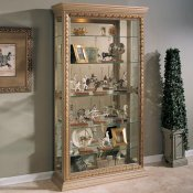 Lighting Curio Cabinets With Strip Lights Cabinet Light
