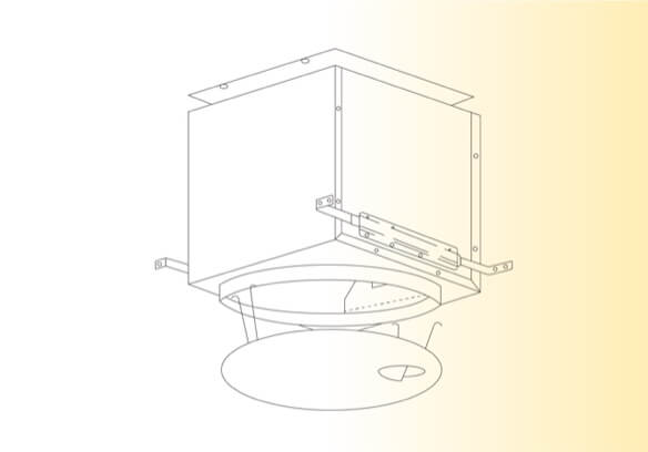 New Construction LED Projector