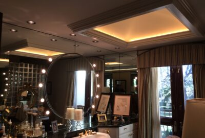 LED Cove Lighting Adds Dimension to Your Rooms